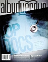 Picture of Albuquerque The Magazine for March 2011