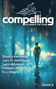 Cover of Compelling Science Fiction Issue 5